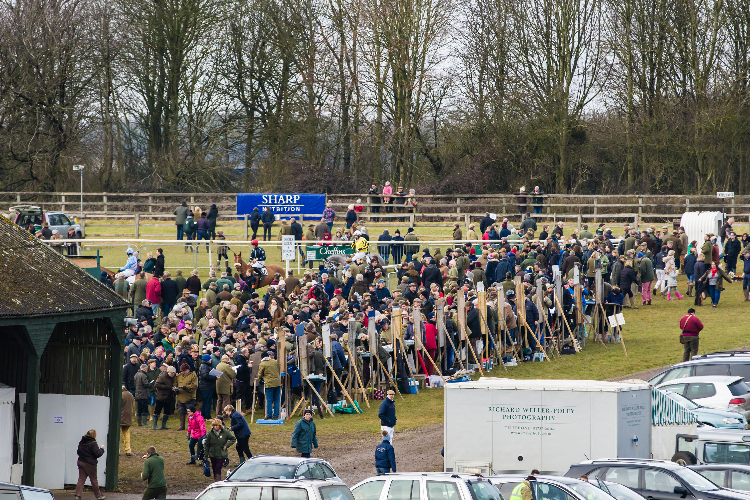 Point to Point Crowd